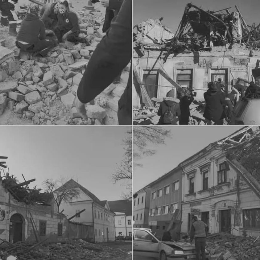 2021 Petrinja earthquake